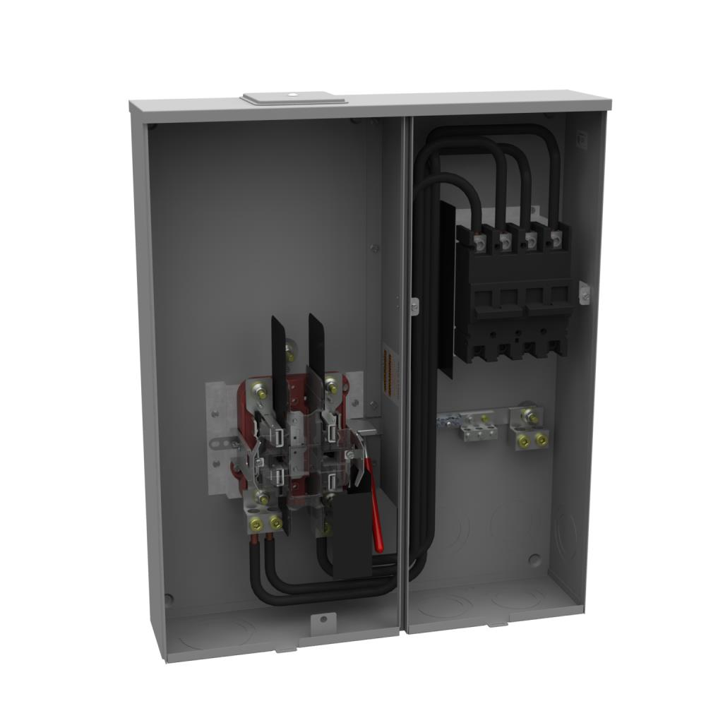 power distribution conditioning monitoring meter bases meter milbank mimu4835x2200bl